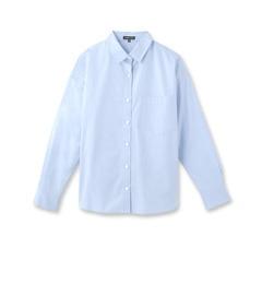 【インディヴィ/INDIVI】 [L]プレミアムコットンシャツ [送料無料]