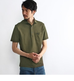 【タケオキクチ/TAKEOKIKUCHI】アーガイルポロシャツ[送料無料]