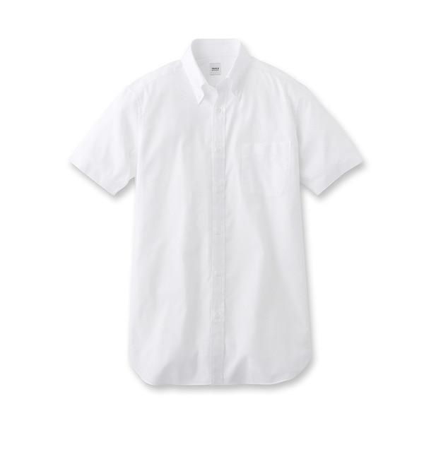 【タケオキクチ/TAKEO KIKUCHI】 ツイルボタンダウンシャツ [送料無料]