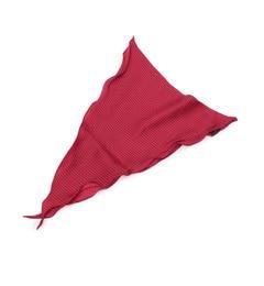 【タケオキクチ/TAKEOKIKUCHI】シルク100%幾何学柄スカーフ[3000円(税込)以上で送料無料]