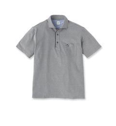 【タケオキクチ/TAKEO KIKUCHI】 [TALL&LARGEサイズ]鹿の子ポロシャツ [送料無料]