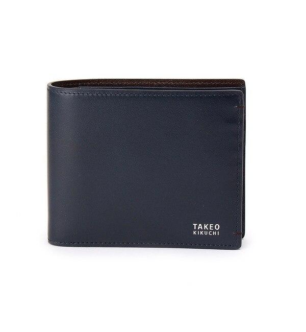【タケオキクチ/TAKEO KIKUCHI】 二つ折り財布 [送料無料]