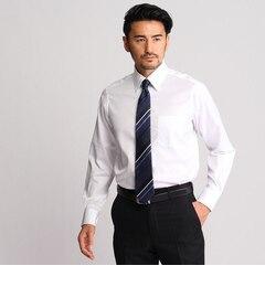 【タケオキクチ/TAKEOKIKUCHI】ドビーストライプレギュラーカラーシャツ[送料無料]
