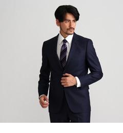 【タケオキクチ/TAKEOKIKUCHI】シャイニーヘリンボンシングルジャケット[送料無料]