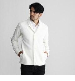 【タケオキクチ/TAKEO KIKUCHI】 【吸水速乾】ショールカラーカーディガン Fabric by COOLMAX(R) [送料無料]
