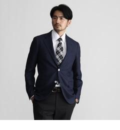 【タケオキクチ/TAKEOKIKUCHI】メランジツイルシングルジャケット[送料無料]