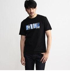 【タケオキクチ/TAKEOKIKUCHI】ロゴプリントTシャツ[送料無料]