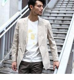 【タケオキクチ/TAKEO KIKUCHI】 タイプライターシャツジャケット [送料無料]