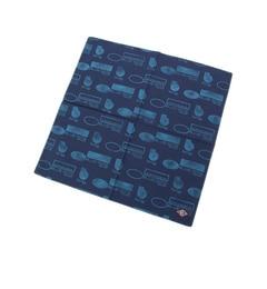 【タケオキクチ/TAKEOKIKUCHI】BlueNoteRecords(R)コラボ総柄バンダナ[3000円(税込)以上で送料無料]