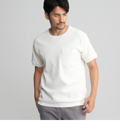【タケオキクチ/TAKEO KIKUCHI】 スラブワッフルTシャツ [送料無料]