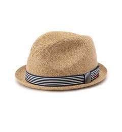 <アイルミネ>【タケオキクチ/TAKEO KIKUCHI】 五線譜ブレードハット [ メンズ 帽子 ]画像