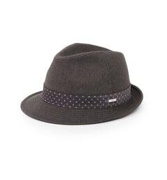 <アイルミネ>【タケオキクチ/TAKEO KIKUCHI】 オリジナルリボンハット [ メンズ 帽子 ハット ヘリンボン ]画像