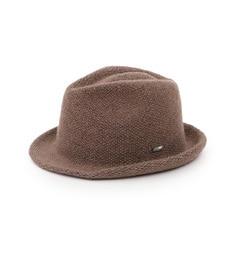 <アイルミネ> シルクウールサーモハット [ メンズ 帽子 ハット シルクウール ]画像
