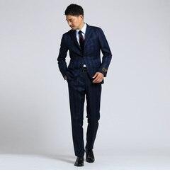 <アイルミネ> ウィリアムハルステッド3Bスーツ[ メンズ スーツ ]画像