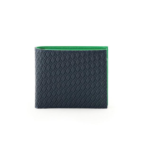 【タケオキクチ/TAKEO KIKUCHI】 マルチカラー2つ折り財布 [ 財布 二つ折り カラフル ]