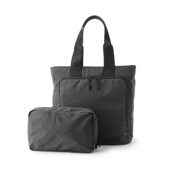 【タケオキクチ/TAKEO KIKUCHI】 【 WEB限定 】 トートバッグ fabric by MINOTECH(R) [ メンズ バッグ トート ポーチ 撥水 ]