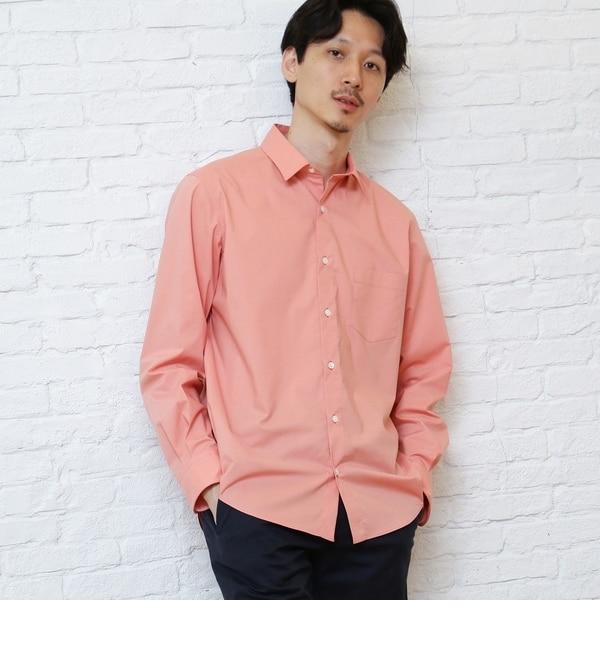 【タケオキクチ/TAKEO KIKUCHI】 【WEB限定】ドライストレッチシャツ[ メンズ シャツ 日本製 乾きやすい ]