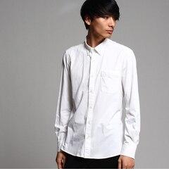 【ティーケータケオキクチ/tk.TAKEOKIKUCHI】COOLMAXカットソーシャツ[送料無料]