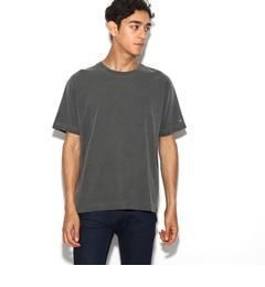 【ティーケータケオキクチ/tk.TAKEOKIKUCHI】ピグメントバイオTシャツ[送料無料]