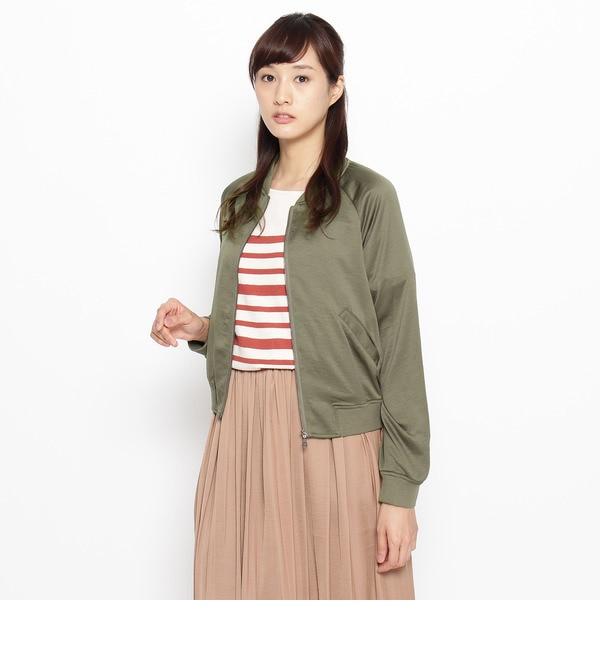 【インデックス/index】 サテンスカジャン [送料無料]
