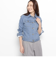 【インデックス/index】デニムジャケット[送料無料]