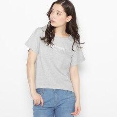 【インデックス/index】 ロゴ入りTシャツ [3000円(税込)以上で送料無料]