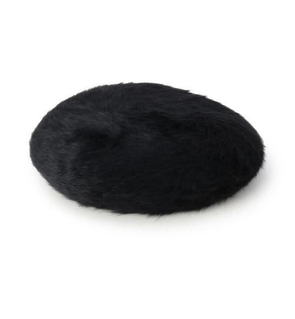【インデックス/index】 アンゴラベレー帽