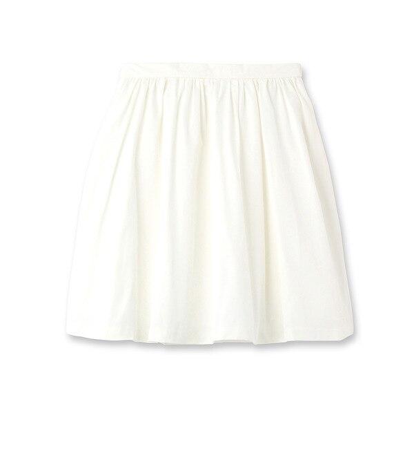 【アナトリエ/anatelier】 形状記憶グログランスカート [送料無料]