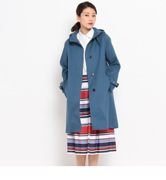 Traditional Weatherwear 比翼ミリタリーコート【アナトリエ/anatelier ミリタリー・モッズコート】