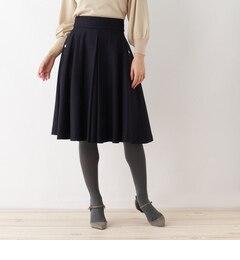 【アナトリエ/anatelier】 【SS・Lサイズあり】ハイカウントサキソニースカート [送料無料]