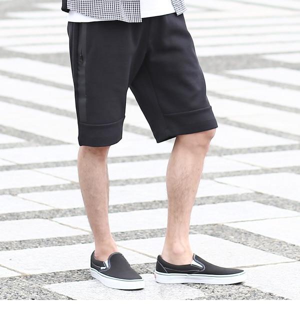 人気ファッションメンズ 【ベース ステーション/BASE STATION】 ボンディングショートパンツ [送料無料]
