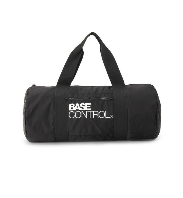 【ベース ステーション/BASE STATION】 【復刻 WEB限定】BCロゴ ドラムバッグ [送料無料]
