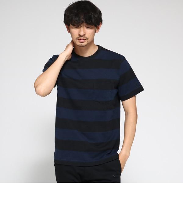 【ベース ステーション/BASE STATION】 Tシャツ メンズ YS ボーダー 半袖Tシャツ [3000円(税込)以上で送料無料]