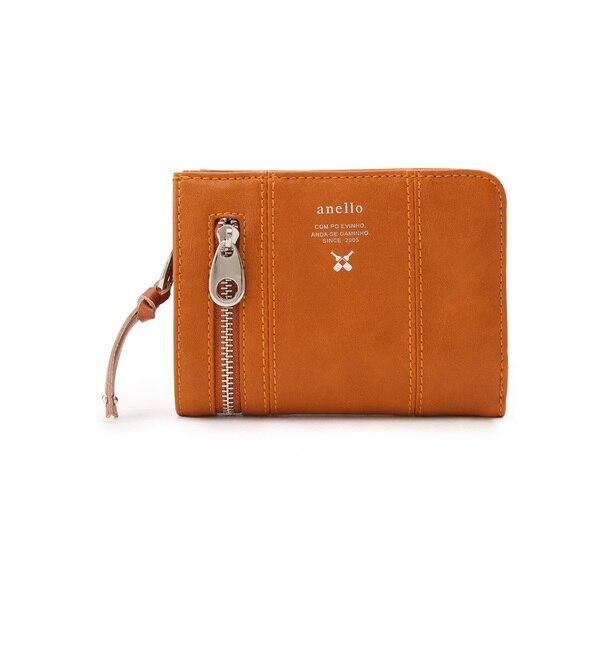 【ベース ステーション/BASE STATION】 アネロ anello 財布 二つ折り財布 WEB限定