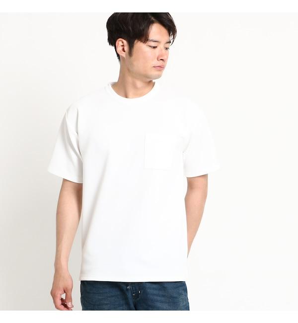 【ベース ステーション/BASE STATION】 Tシャツ メンズ ビッグシルエット