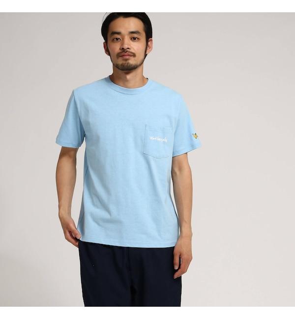 【ベース ステーション/BASE STATION】 マークゴンザレス別注 フォトプリント 半袖 Tシャツ