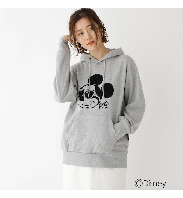 【ベース ステーション/BASE STATION】 DISNEY ディズニー/サングラス<ミッキーマウス>パーカー