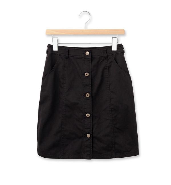 【ジ・エンポリアム/THE EMPORIUM】 ◆前ボタンスカート [3000円(税込)以上で送料無料]