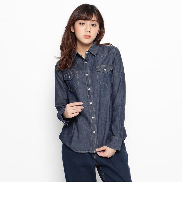 【ジ・エンポリアム/THE EMPORIUM】 コットンシャツ [送料無料]