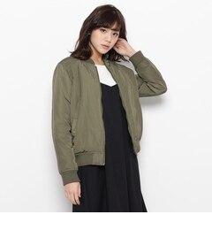 【ジ・エンポリアム/THEEMPORIUM】中綿MA-1ジャケット[送料無料]