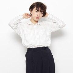 【ジ・エンポリアム/THE EMPORIUM】 コットンシャツ [3000円(税込)以上で送料無料]