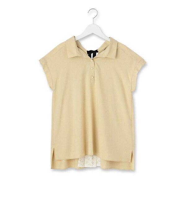 【クチュール ブローチ/Couture brooch】 ドライダンガリーシャツ [送料無料]