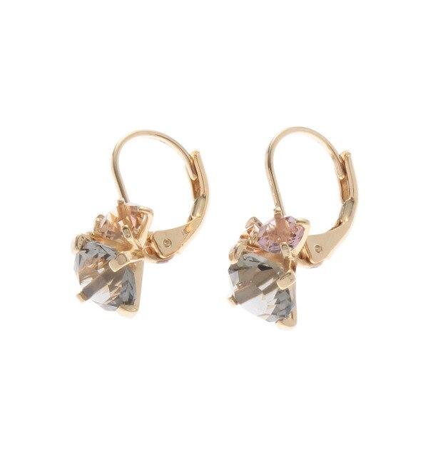 【クチュール ブローチ/Couture brooch】 Goldy ビジュースウィングピアス [3000円(税込)以上で送料無料]