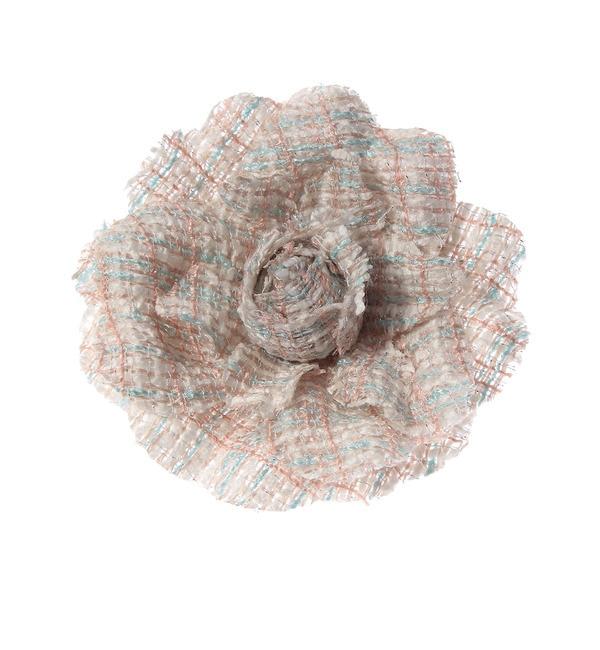 【クチュール ブローチ/Couture brooch】 ファンシーツイードコサージュ [3000円(税込)以上で送料無料]