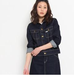 【クチュールブローチ/Couturebrooch】Leeデニムジャケット[送料無料]