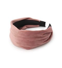 【クチュール ブローチ/Couture brooch】 ベロアカチューシャ [3000円(税込)以上で送料無料]