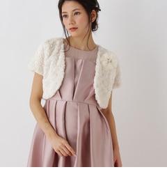 【クチュール ブローチ/Couture brooch】 Dorry Doll フェイクファーボレロ [送料無料]