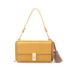 【クチュール ブローチ/Couture brooch】 タッセルつきお財布バッグ [送料無料]