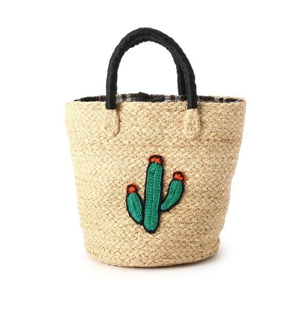 【クチュール ブローチ/Couture brooch】 【WEB限定販売】CASSELINI モチーフカゴバッグ [送料無料]