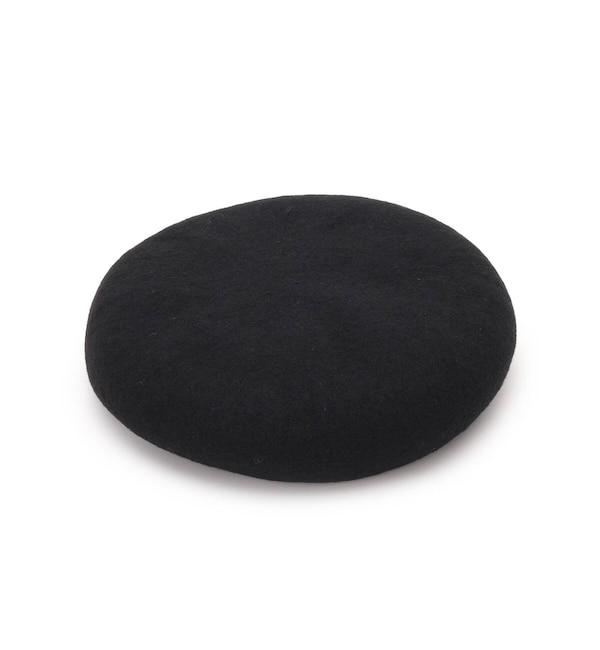 【クチュール ブローチ/Couture brooch】 ウールベレー帽